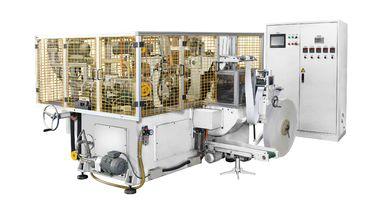 Porcellana Macchina automatica ad alta velocità bianca/macchinario della tazza di carta/ciotola di orizzontale 150pcs/min distributore