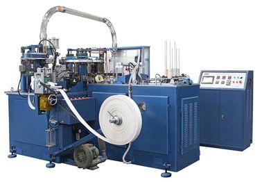 Porcellana Tazza di carta automatica di SCM-600 90pcs/min a macchina/che fa macchinario con il sigillamento del radiatore/unità ultrasonica distributore